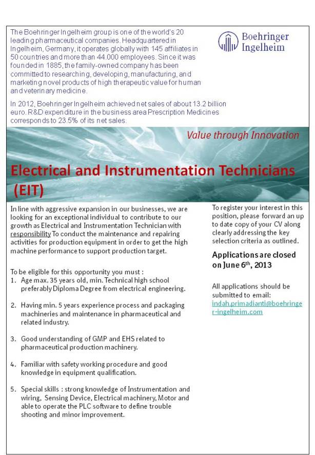 Loker Electrical Instrument