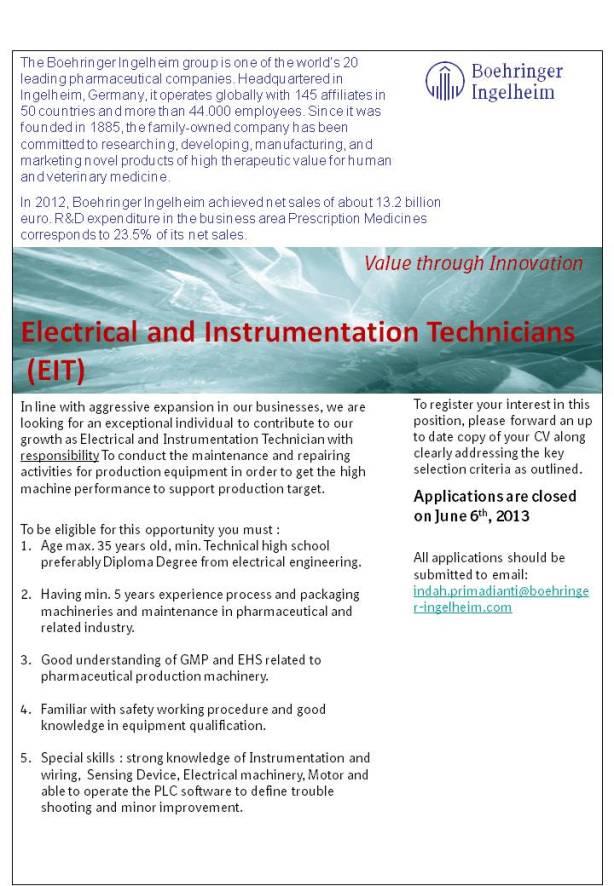 Loker Electrical Instrument